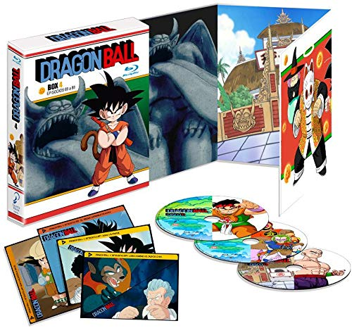 Dragon Ball - Box 4 Blu-ray