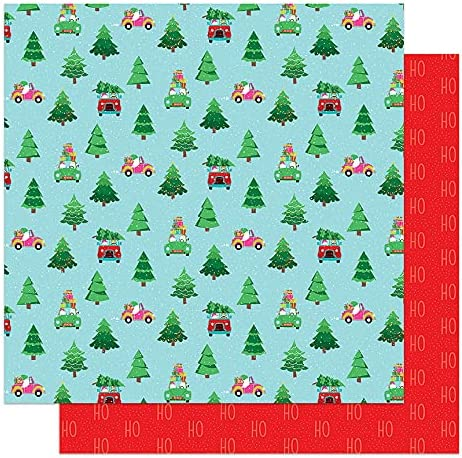 Through The Woods Atlanta Mall OFFicial store - Tulla Christmas 12x12 Norbert Gnome Party