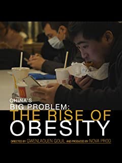 China's Big Problem: The Rise of Obesity