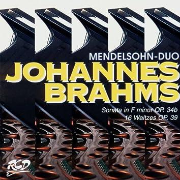 "Classical Assembly. ""Mendelssohn-Duo"" - Johannes Brahms"