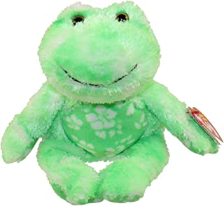 TY Beani Babies  Palms  - Ty Island Frog