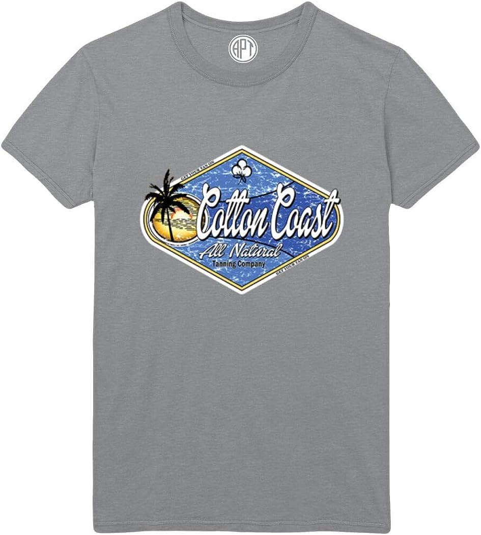 Cotton Coast All Natural Printed T-Shirt