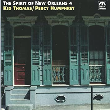 Spirit of New Orleans Vol.4.