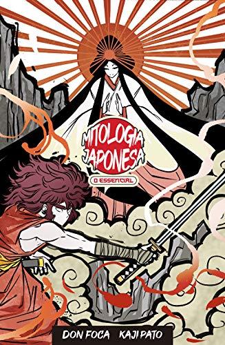 Mitologia Japonesa em Quadrinhos: O Essencial por [Bruno Viriato, Kaji Pato]