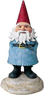 Exhart 60318 13-Inch Talking Travelocity Roaming Gnome