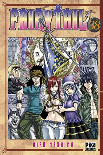 Fairy Tail T38