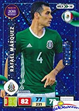 2018 Panini Adrenalyn XL Road to Russia Rafael Marquez Mexico Expert Insert Card! Awesome Special Great Looking Card Imported from Europe! Shipped in Ultra Pro Top Loader to Protect it!