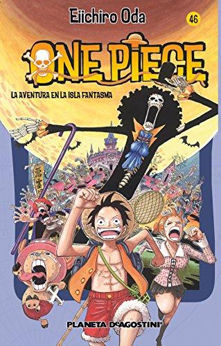 One Piece nº 46: La aventura en la Isla Fantasma (Manga Shonen)