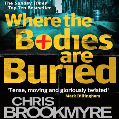 Where the Bodies are Buried audiobook cover art