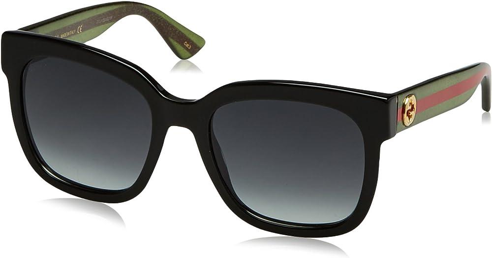 Gucci occhiali da sole donna GG0034S-002-54