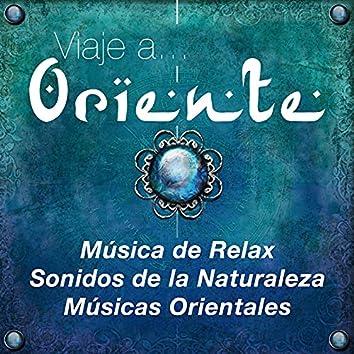 Viaje a Oriente - Música de Relax con Sonidos de la Naturaleza y Músicas Orientales New Age con Piano