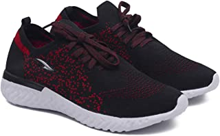 ASIAN Hattrick-01 Flyknit Sports Shoes,Walking Shoes,Running Shoes,Gym Shoes,Casual Shoes for Men