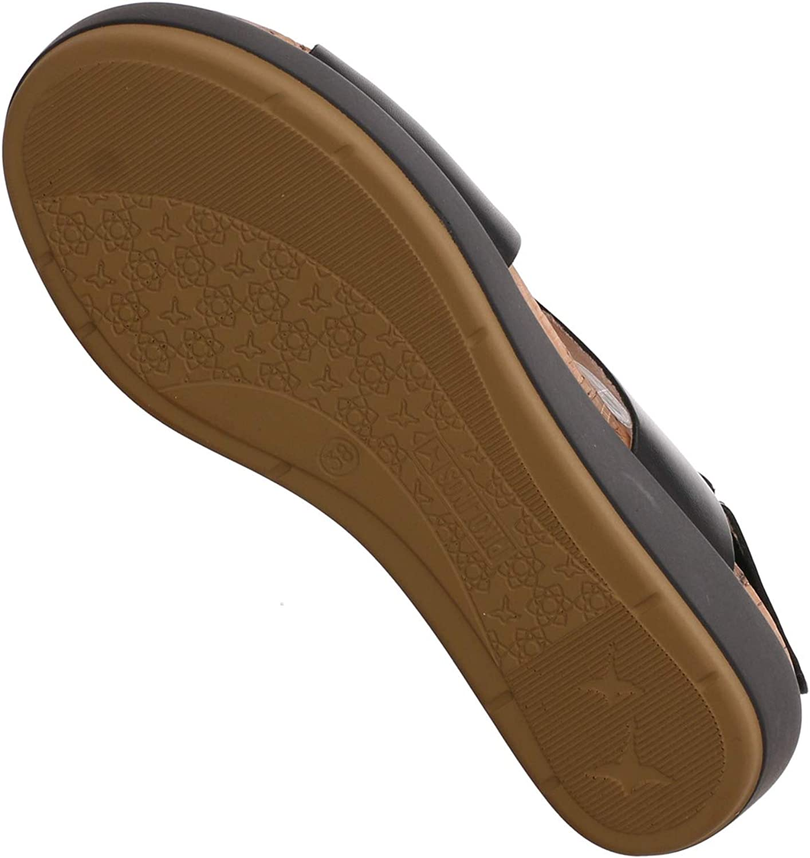 Pikolinos Women's Heels Open Toe Sandals