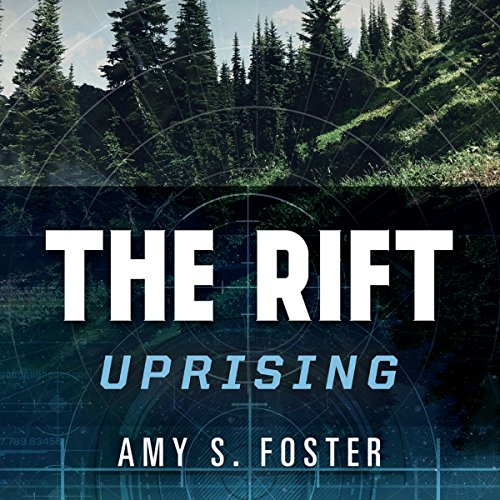 The Rift Uprising audiobook cover art