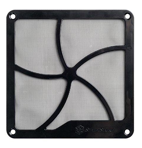 SilverStone Rejillas de ventilador SST-FF122B