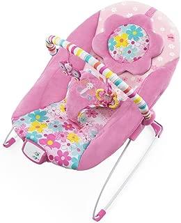 Cadeira de Descanso Borboletas do Campo, Bright Starts, Rosa