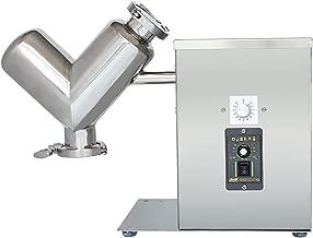 V-2 Mini Type Powder Mixer Machine, Dry Powder Mixing Machine (110V)
