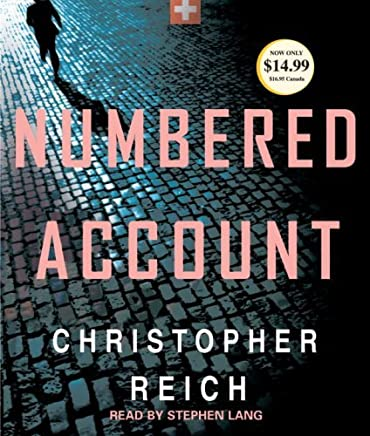 Numbered Account by Christopher Reich (2008-04-29)