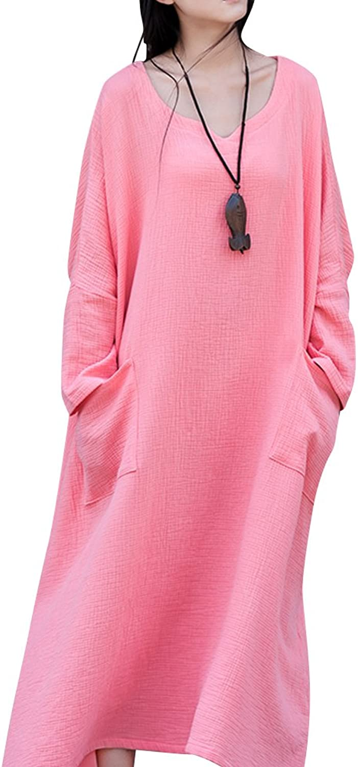 BELLEFILLES Womens Plus Size Camellia Quilted Lining Gown Womens Robe,Bust 145CM