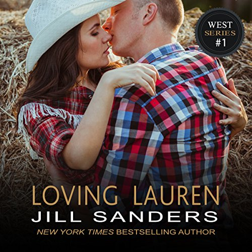 Loving Lauren audiobook cover art