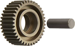 Team Losi Racing Aluminum Idler Gear & Shaft Laydown: 22 4.0