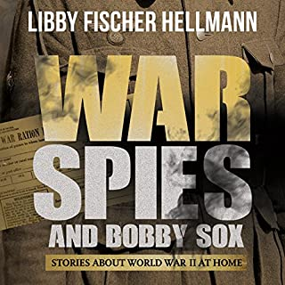 War, Spies & Bobby Sox audiobook cover art