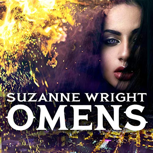 Omens audiobook cover art