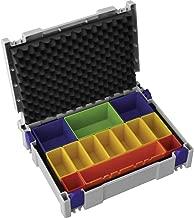 Empilable Tano Outil-Systainer T-LOC 3 avec 3 pcs Outil Couvercle Lichtgrau
