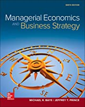 Managerial Economics & Business Strategy (Mcgraw-hill Series Economics) Book PDF