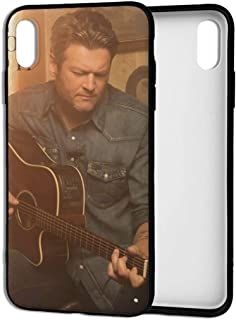 DonaldKAlford Blake Shelton I Lived It Luxury Fashion Case for iPhone Xs Max,iPhone Xs Max Case 6.5 Inches