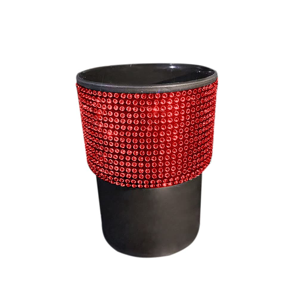 OFFer MINGZAIQIPEI Bling Car Trash Sparkling Rhinestones latest Can Cup