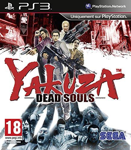 SEGA Yakuza: Dead Souls