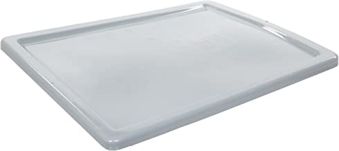 Rubbermaid Commercial Storage Tote Gray
