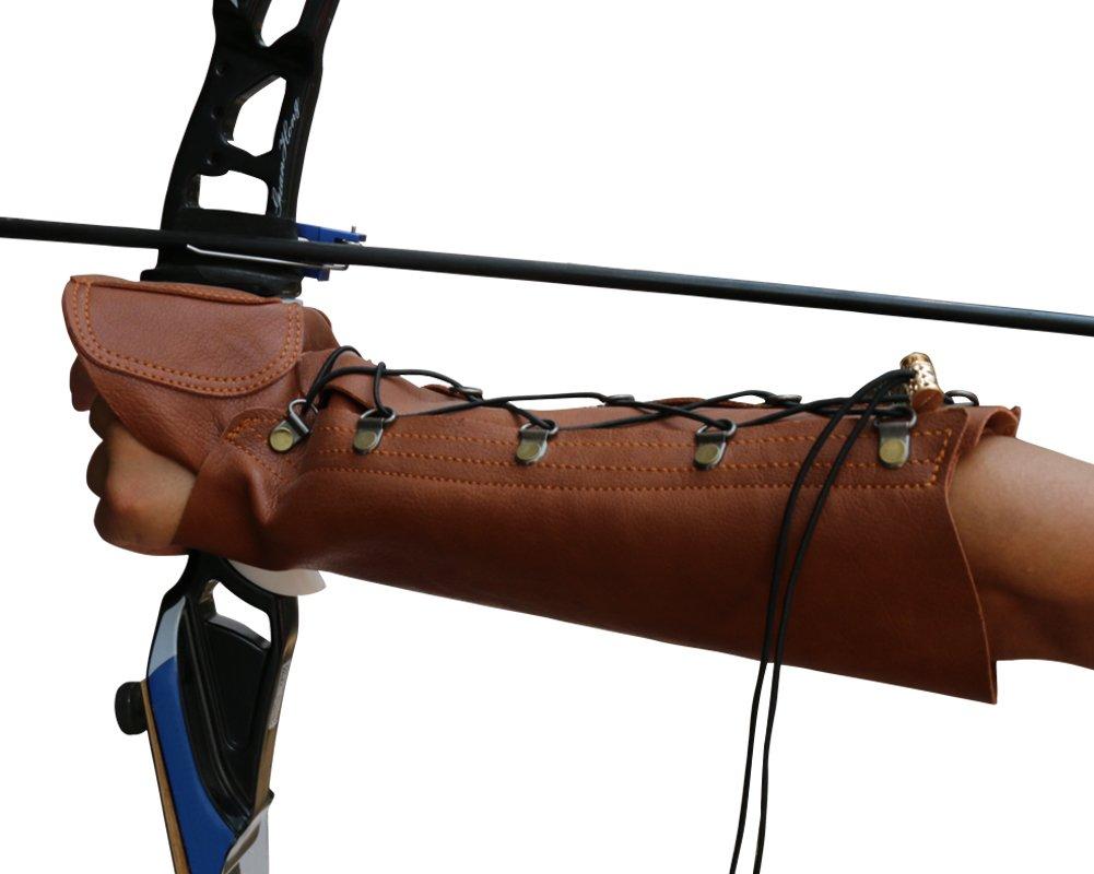 Nachvorn Handmade Leather Guard Shooting