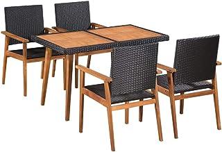 Amazon.es: silla escritorio mimbre