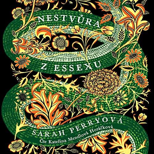 Nestvůra z Essexu cover art