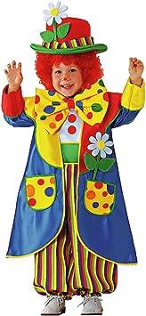 chiber Disfraces Disfraz de Payaso para Niños/as. (Talla 6): Amazon.es: Juguetes y juegos