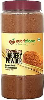 Nutriplato-enriching Lives Jaggery Powder Premium, 700 g