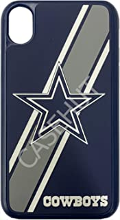 Forever Collectibles Impact Series Dual Layered Protective Case for NFL iPhone Xs MAX - 6.5inch