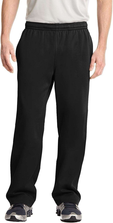 SPORT-TEK Men's Sport Animer and price revision Fleece Genuine Pant Wick