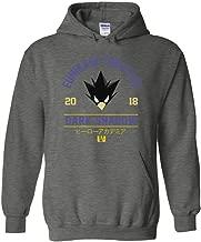 95Vibes Fumikage Tokoyami Dark Shadow Academy - My Hero Academia Inspired Unisex Pullover Hoodie Men/Women