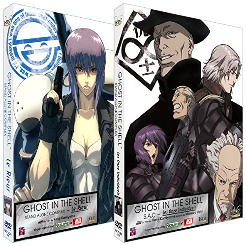 Ghost in the Shell [Stand Alone Complex] - 2 Films - Edition Collector
