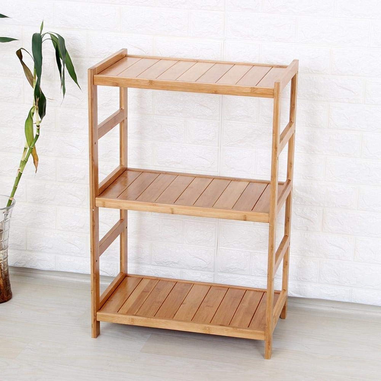 Yunfeng Bookshelf,Floor-Standing Multifunctional Rack Combination Bookcase Three Shelf Storage shoes Rack