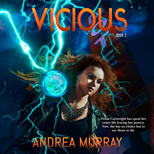 Vicious     The Vivid Trilogy, Book 2              De :                                                                                                                                 Andrea Murray                               Lu par :                                                                                                                                 Pamela Lorence                      Durée : 7 h et 17 min     Pas de notations     Global 0,0