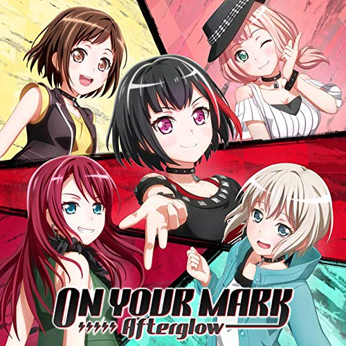 [Album]ON YOUR MARK – Afterglow[FLAC + MP3]