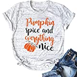 Pumpkin Spice and Everything Nice Shirts...
