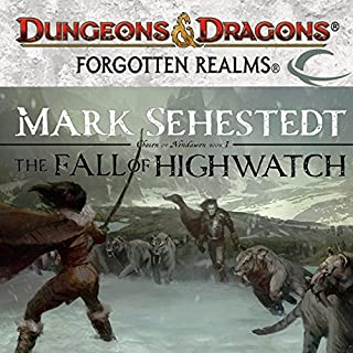 The Fall of Highwatch cover art