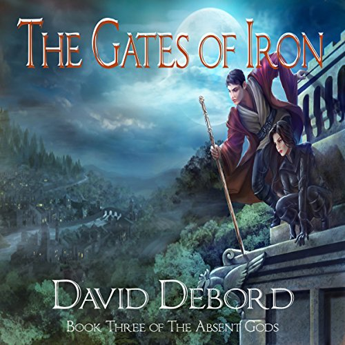 The Gates of Iron audiobook cover art