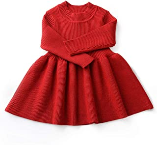 Baby Toddler Girls Christmas Sweater