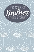 100 Days of Kindness Planner & Journal
